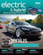 Latest Electric & Hybrid Vehicle Technology Magazine Cover