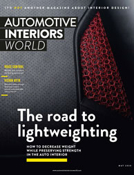 Magazin Automotive Interiors World