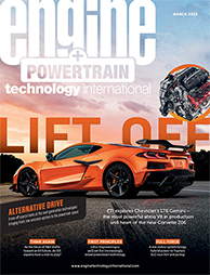 Fachzeitschrift Engine Technology International