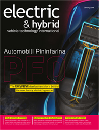 Fachzeitschrift ELECTRIC AND HYBRID VEHICLE TECHNOLOGY