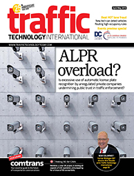 Traffic Technology International magazine