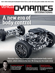 Magazin Vehicle Dynamics International