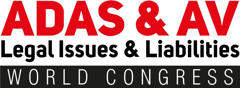 ADAS & AV Legal Issues & Liabilities World Congress